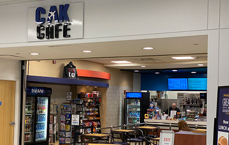 CAK Cafe Akron Canton Airport