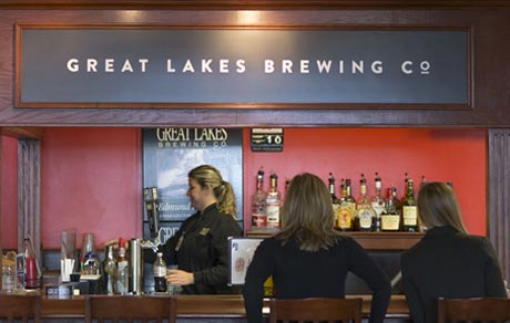 CAK Great Lakes Akron Canton Airport