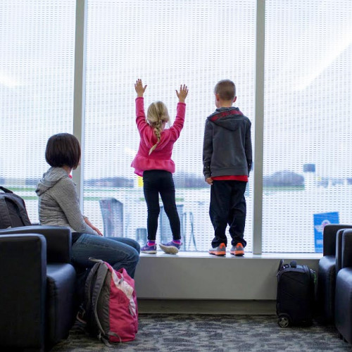 CAK Traveling with Kids Akron Canton Airport