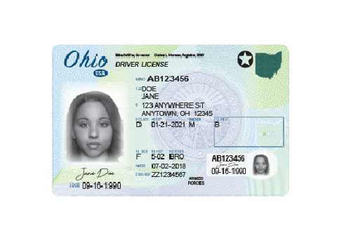 compliant dl id